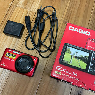 CASIO - CASIO EX-FC200S ゴルフモデル