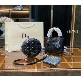 クリスチャンディオール(Christian Dior)の☆☆3つで15000円Christian Dior トートバッグ(その他)