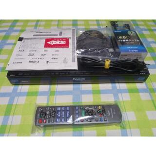 Panasonic - 2番組録画 パナソニック ブルーレイレコーダー DMR-BWT500