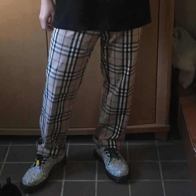BURBERRY(バーバリー)のバーバリー メンズのパンツ(スラックス)の商品写真