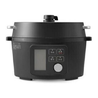 アイリスオーヤマIRISOHYAMA KPC-MA4-B 電気圧力鍋(4.0L)