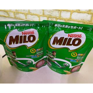 Nestle - ⭐︎即配送⭐︎ミロ オリジナル 240g ✖︎2️⃣