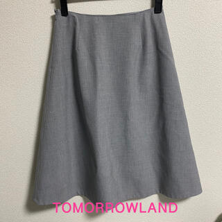 TOMORROWLAND - TOMORROWLAND Aラインスカート