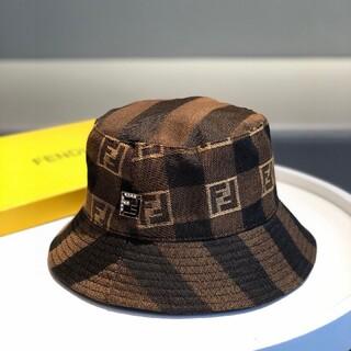 FENDI - 💜カコイイ💜FENDIフェンディ 帽子 ハット 男女兼用 美品