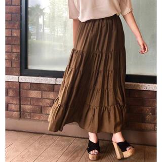 ムルーア(MURUA)の新品 MURUA ロングスカート ♡(ロングスカート)