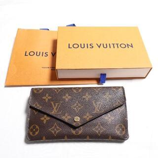 LOUIS VUITTON - ■LOUIS VUITTON 長財布 ポルトフォイユ・ジャンヌ モノグラム