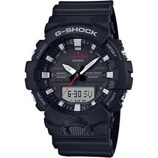 カシオ(CASIO)の新品 CASIO カシオ  GA-800-1AJF メンズ(腕時計(アナログ))