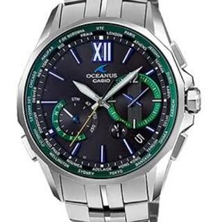 カシオ(CASIO)のOCEANUS OCW-S3400E-1AJF(腕時計(アナログ))