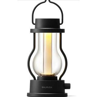バルミューダ(BALMUDA)の「BALMUDA The Lantern」ランタン ブラック L02A-BK(ライト/ランタン)