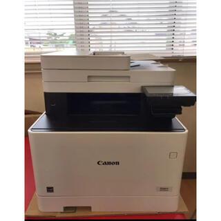 Canon - 【値下げ済】Canon 複合機プリンター MF731Cdw