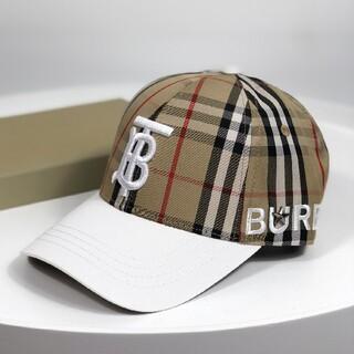 BURBERRY - 男女兼用キャップ★burberry 野球 帽子 ベースボール