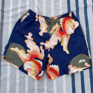 ステューシー(STUSSY)のSTUSSY swim pants 水着 金魚(水着)