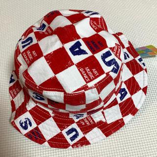 アンパサンド(ampersand)の新品未使用 ハット  48(帽子)