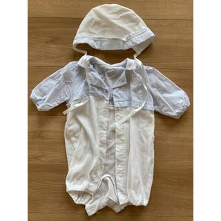 アカチャンホンポ(アカチャンホンポ)のセレモニードレス 帽子付き(セレモニードレス/スーツ)