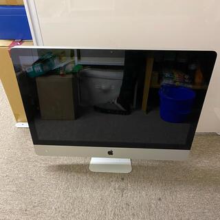 Apple - Imac 27インチ ジャンク扱い 部品取り 002