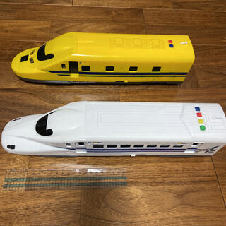 ジェイアール(JR)の大きな新幹線、ドクターイエロー、のぞみ、サウンド有り(電車のおもちゃ/車)