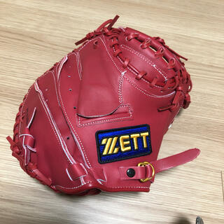 ZETT - 硬式用キャッチャーミット
