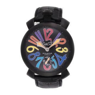 ガガミラノ メンズ レザーベルト 時計 お洒落 期間限定 カジュアル