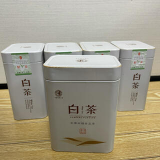 中国のお茶 白茶 ホワイトティー white tea 5セット(茶)