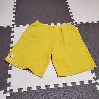 チャムス(CHUMS)のさくたろう様専用 CHUMS ショートパンツ 黄色 Lサイズ メンズ(ショートパンツ)