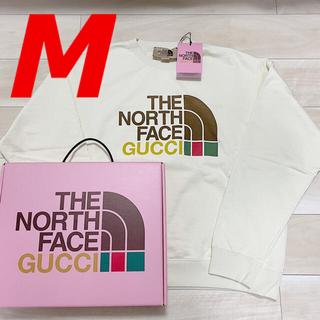 Gucci - GUCCI × THE NORTH FACE スウェット Mサイズ