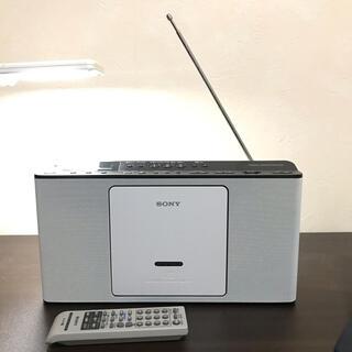 SONY - SONY パーソナルオーディオシステム ZS-E80(ラジカセ)