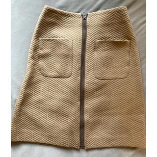 ビームスボーイ(BEAMS BOY)の美品 BEAMS スカート (ひざ丈ワンピース)