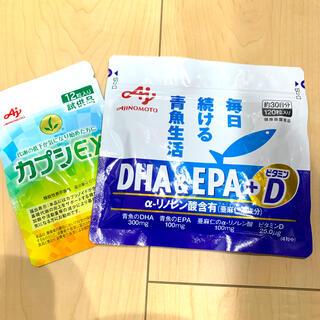 味の素 - DHA&EPA+ビタミンD