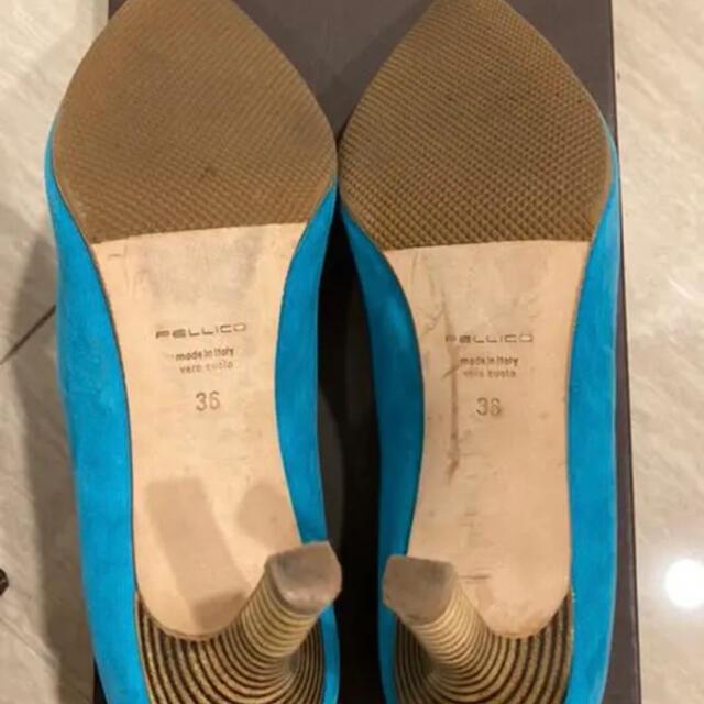 PELLICO(ペリーコ)のペリーコ 36 レディースの靴/シューズ(ハイヒール/パンプス)の商品写真