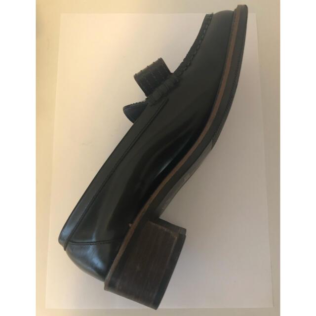 ANNA SUI(アナスイ)の【期間限定値下】ANNA SUI HARUTA コラボ ローファー 23.5cm レディースの靴/シューズ(ローファー/革靴)の商品写真