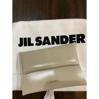 ジルサンダー(Jil Sander)の新品未使用!【JIL SANDER】ジルサンダー エンベロープ型コインパース(コインケース)