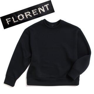フローレント(FLORENT)のFLORENT Double Knit pullover TOPS フローレント(その他)