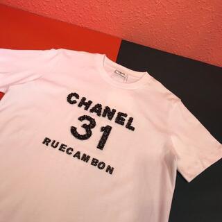 CHANEL - シャネル 半袖Tシャツ