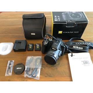 Nikon - Nikon COOLPIX P600 付属品多数