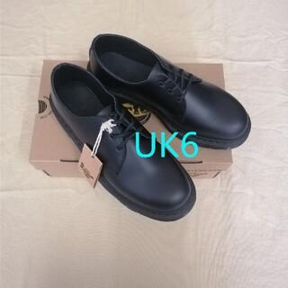 Dr.Martens - UK6★【送料無料】Dr.Martensドクターマーチン ブーツ/革靴 ブラック