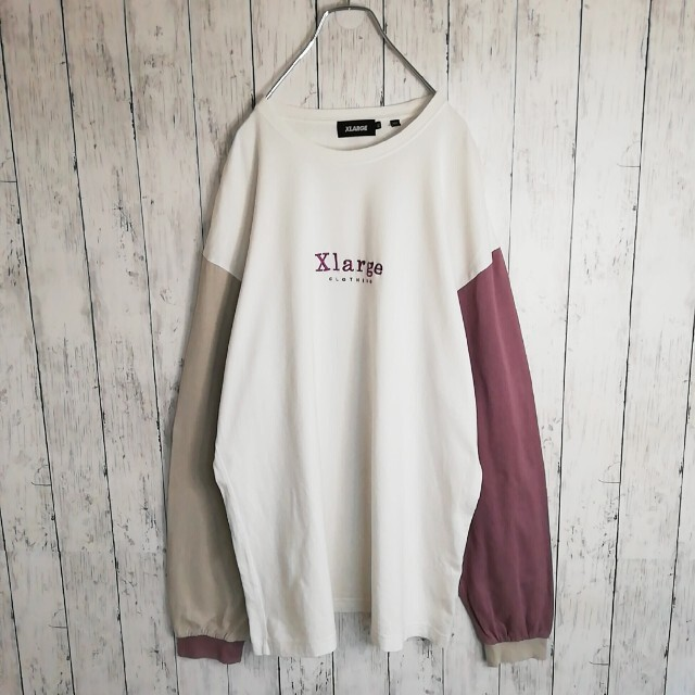 XLARGE(エクストララージ)の専用 メンズのトップス(Tシャツ/カットソー(七分/長袖))の商品写真