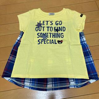 DOUBLE.B - ダブルB Tシャツ 120