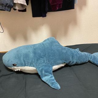 IKEA - IKEA サメ ぬいぐるみ