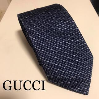 Gucci - 【美品】GUCCI グッチ 高級シルク ネクタイ
