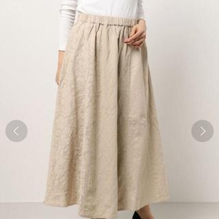 サマンサモスモス(SM2)の新品 サマンサモスモス  パッチワークレーススカート(ロングスカート)