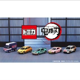 Takara Tomy - 【トミカ特製BOX仕様】 鬼滅の刃 トミカ vol.1 5種セット