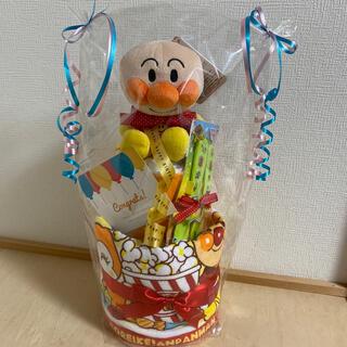 アンパンマン(アンパンマン)のおむつケーキ(キャラクターグッズ)
