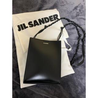 ジルサンダー(Jil Sander)のJIL SANDER tangle black(ショルダーバッグ)