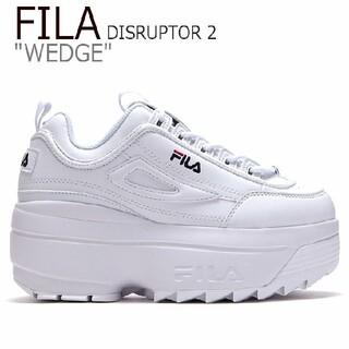 フィラ(FILA)の現品限り ★新品未使用★ FILA DISRUPTOR 24cm(スニーカー)