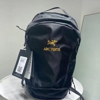 アークテリクス(ARC'TERYX)の新品アークテリクス マンティス26 バックパック ブラック ユニセックス02(バッグパック/リュック)