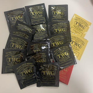 ルピシア(LUPICIA)のTWG ティーパック 19袋 【お買い得】(茶)