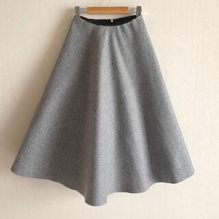 ZARA - ボンディング スカート