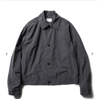 URU NYLON TAFFETA SHIRTS JACKET