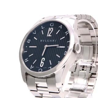 BVLGARI - 【BVLGARI】ブルガリ 時計 'ソロテンポ' 新型モデル ☆極美品☆