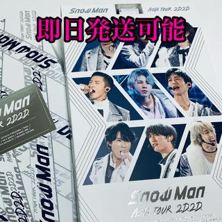 Johnny's - Snow Man ASIA TOUR 2D2D 通常盤 初回仕様